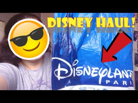 Disney haul   primark, Disney store and Disneyland Paris