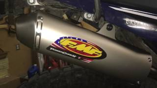 9. Yamaha XT 250 upgrades and mods