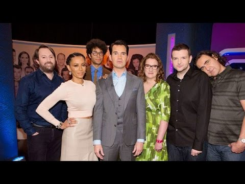 fat - Happy almost New Years everyone! Jimmy Carr tests the memories of celebrity contestants Richard Ayoade, David Mitchell, Micky Flanagan, Sarah Millican, Kevin Bridges and Mel B. Sorry...