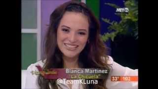 Karla Luna Entrevista Completa en  A LAVANGUARDIA