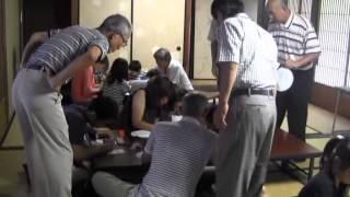 紙工作教室・小弓の庄が開催