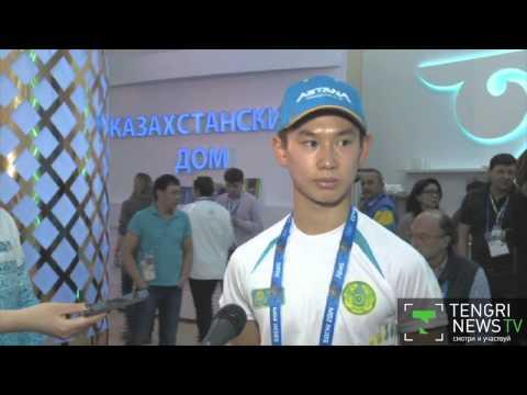 Денис Тен о бронзовой медали на Олимпиаде в Сочи