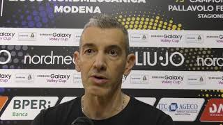 Liu Jo Nordmeccanica, coach Fenoglio presenta la trasferta di Firenze