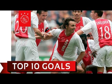 TOP 10 GOALS - Zlatan Ibrahimovic