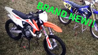 10. 2019 KTM 250SX RAW *no music*