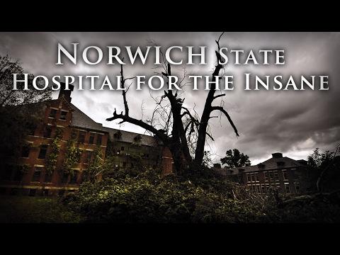 urban exploration - l'ospedale psichiatrico norwich