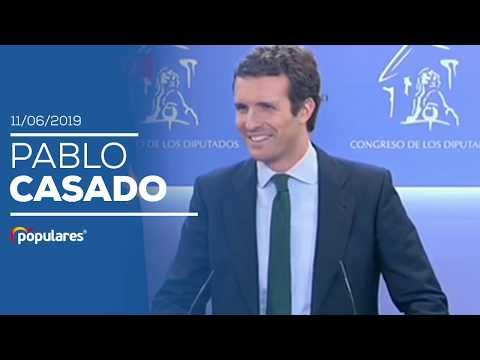Vamos a liderar España desde la oposición