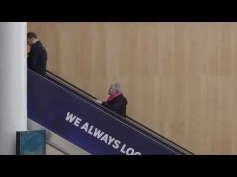 SAS ESCALATOR EXPERIMENT (short version)