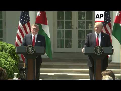 Video Trump: Syria attack
