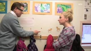 Underholdningsavdelingen: Stein og Charlotte på foreldremøte