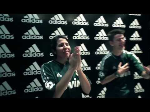 Tercera equipación Real Madrid 2012/13 - Real Madrid's 3rd Kit - WE ALL PLAY