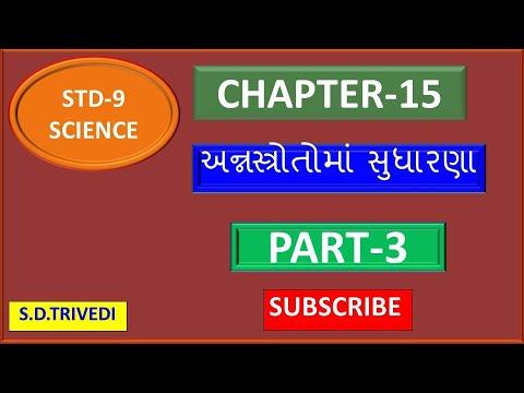 STD-10-CHAPTER-15 અન્ન સ્ત્રોતોમાં સુધારણાં ભાગ-3