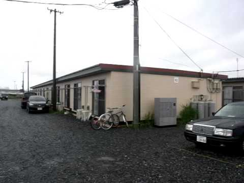 Prefab Emergency Housing ; Ishinomaki