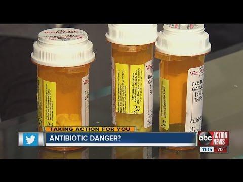 Beware of this Antibiotic!