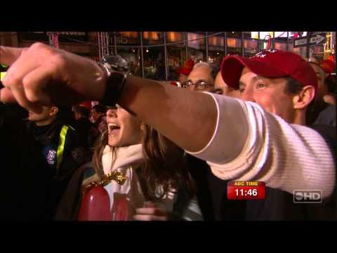 Christina Aguilera - Fighter (Dick Clark`s New Years Rockin` Eve 31.12.06) HDTV 1080i