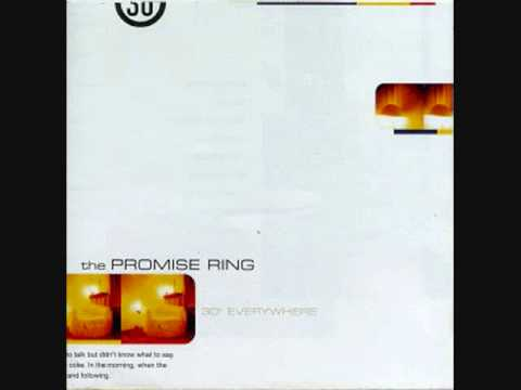 08 The Promise Ring - A Picture Postcard