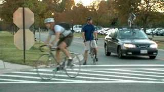 how to ride safely on a bike in the city and on the trail