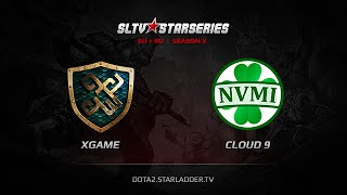 NVMI vs xGame.kz, game 1