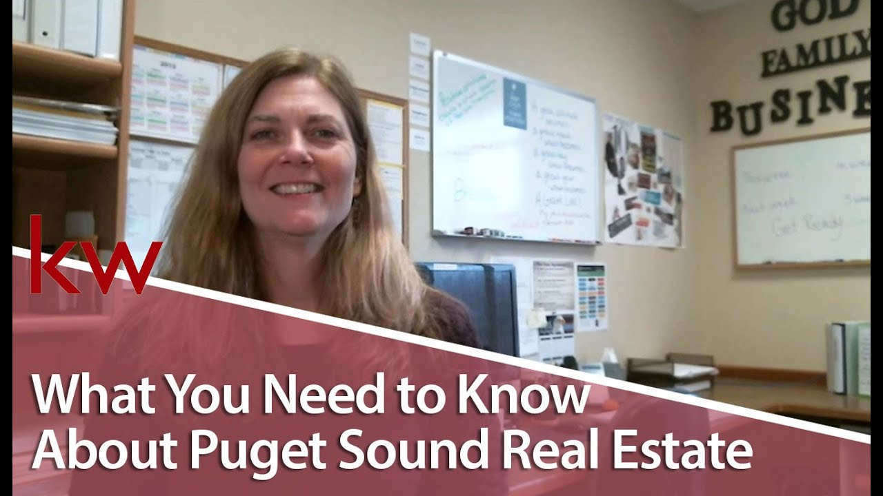 How Can You Take Advantage of Puget Sound Real Estate?