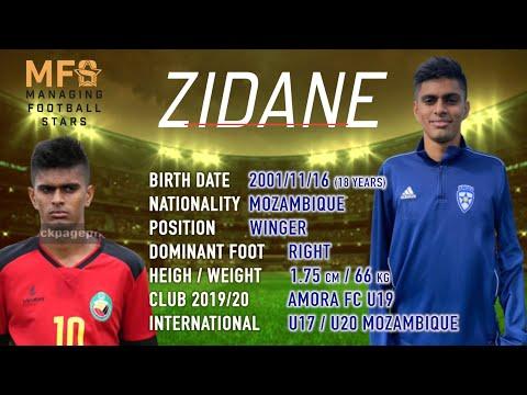 Zidane Sidat