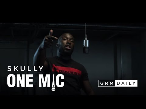 Skully – One Mic Freestyle | GRM Daily