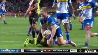 Stormers v Kings Rd.17 2016 | Super Rugby Video Highlights