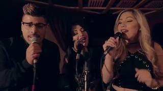 Video CAN'T STOP THE FEELING! - Justin Timberlake (Cover by Brielle Von Hugel, Matt Bloyd & Mia Pfirrman) MP3, 3GP, MP4, WEBM, AVI, FLV Agustus 2018