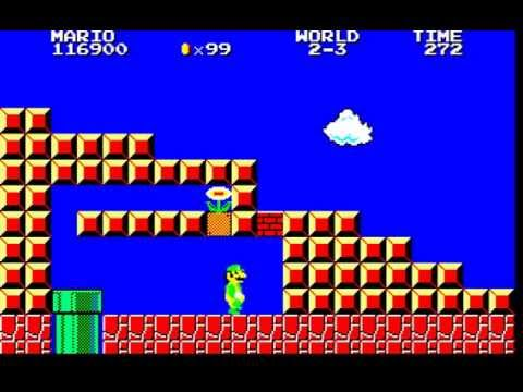Super Mario Bros. Special (Sharp X1)