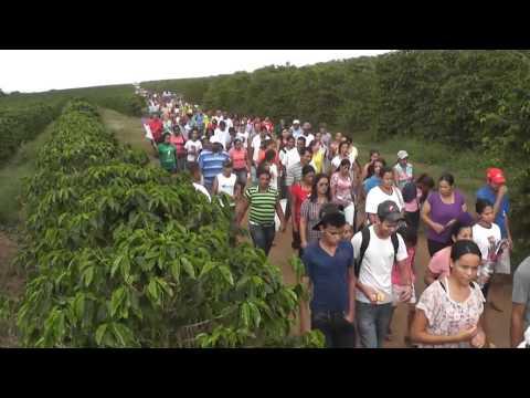 8ª Caminhada Vicentina-SSVP em Angelândia -MG