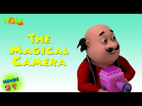 Video The Magical Camera - Motu Patlu in Hindi WITH ENGLISH, SPANISH & FRENCH SUBTITLES download in MP3, 3GP, MP4, WEBM, AVI, FLV January 2017