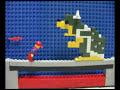 Castillo de Bowser Lego