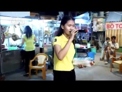 Cô bé kẹo kéo Trần Thị Thanh Thảo - Sao Ta Lặng Im