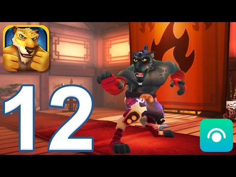 Smash Champs - Gameplay Walkthrough Part 12 - Jag: Level 10 (iOS, Android) (видео)