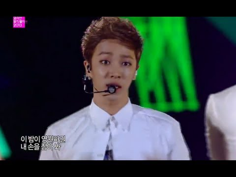[HOT] BEAST - Beautiful Night, 비스트 - 아름다운 밤이야, Incheon Korean Music Wave 20130918
