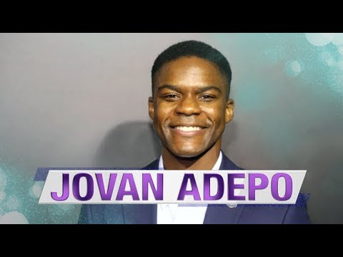 Thursday on 'The Real': Jovan Adepo