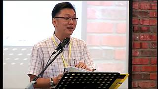 CEP 2016 Lecture 6 of 14 : Tan Kay Hoe - Preach The Word