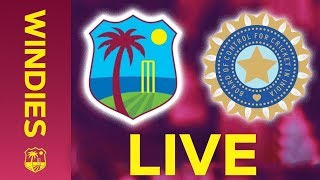 🔴LIVE West Indies A v India A 5th ODI | India Tour Of West Indies