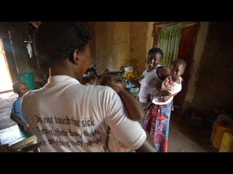 Το euronews στην καρδιά της κρίσης του Έμπολα