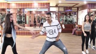 Cheez Badi - BollyThumka Rehearsals with Vikalp Mehta