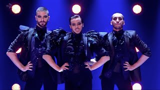 Yanis Marshall, Arnaud & Mehdi. Britains Got Talent