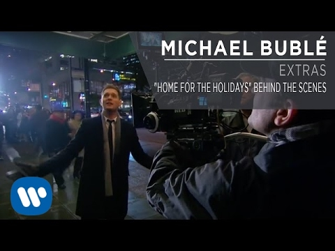 "Michael Bublé - ""Home For The Holidays"" Behind The Scenes [Extra]"