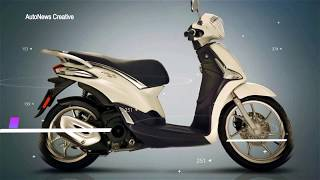 3. 2018 Piaggio Liberty Scooter Specifications Overview