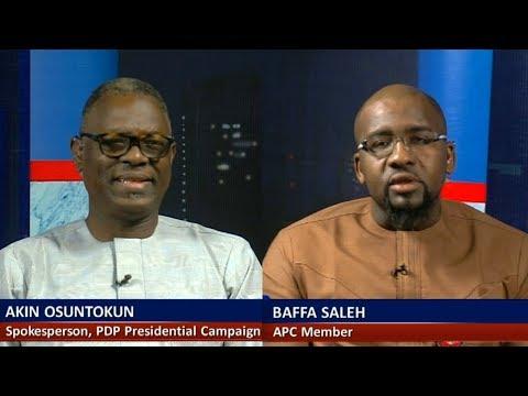 PDP's Osuntokun, APC's Baffa Differ On Obasanjo's Rejection Of Buhari's Govt Pt.1 |Politics Today|