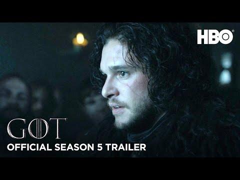 Game of Thrones | Official Season 5 Recap Trailer (HBO)