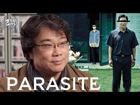 Bong Joon Ho Extended Interview - Parasite
