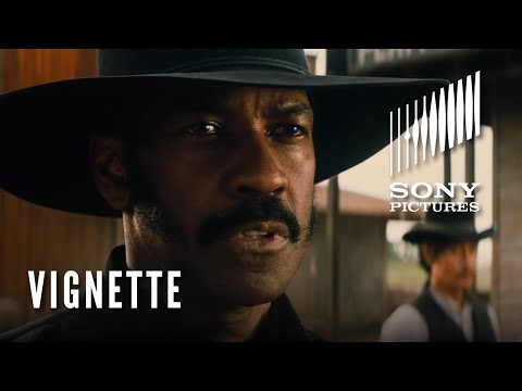 The Magnificent Seven (Character Vignette 'The Bounty Hunter')