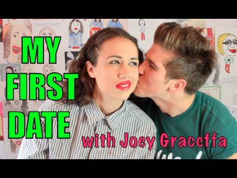 MY FIRST DATE! (With Joey Graceffa)