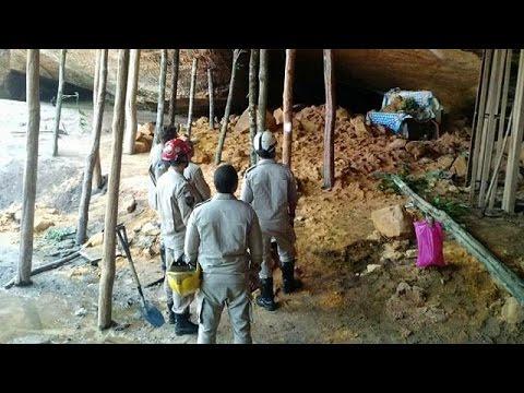 Βραζιλία: Φόβοι για νεκρούς μετά από κατάρρευση οροφής σπηλαίου – world
