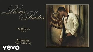 Romeo Santos видео клип Animales (feat. Nicki Minaj)