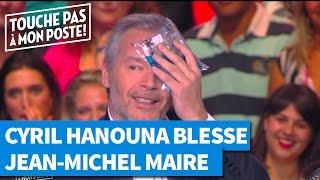 Video Cyril Hanouna blesse Jean-Michel Maire pendant la pub MP3, 3GP, MP4, WEBM, AVI, FLV Agustus 2017